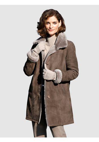 Кожаная куртка Mona