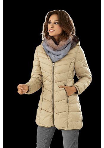 Стеганое пальто heine