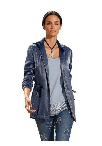 Демисезонная куртка Amy Vermont