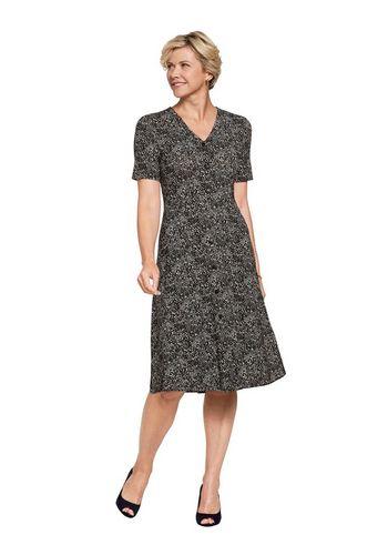 Трикотажное платье Classic