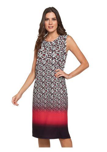 Трикотажное платье Lady