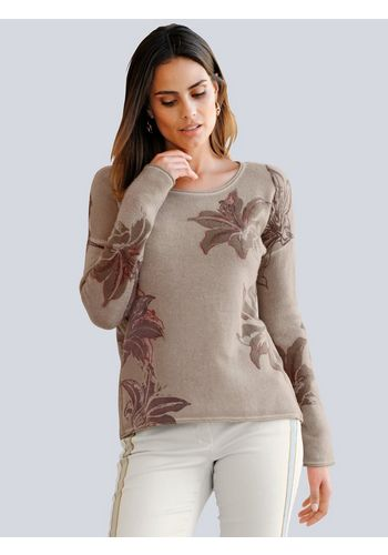 Пуловер Alba Moda