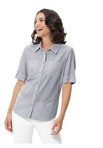 Удлиненная блузка Casual Looks