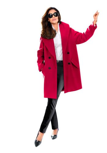 Шерстяное пальто Lady