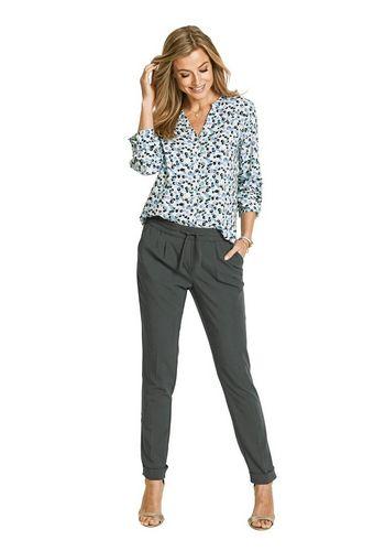 Блузка с рисунком Classic Inspirationen