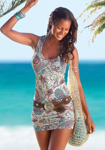 Пляжное платье s.Oliver Bodywear