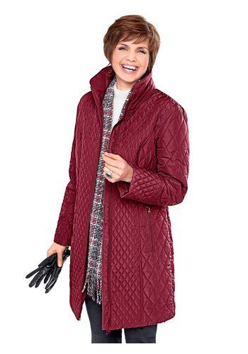 Стеганое пальто Classic Basics