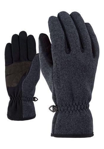 Вязаные перчатки Ziener