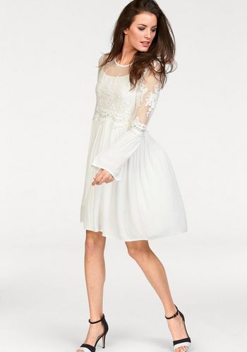 Кружевное платье Aniston CASUAL