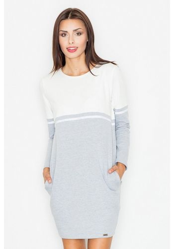 Трикотажное платье  FIGL