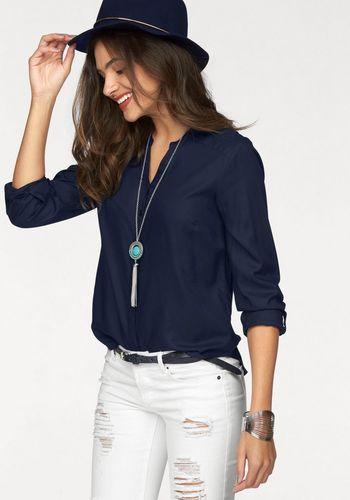 Классическая блузка AJC