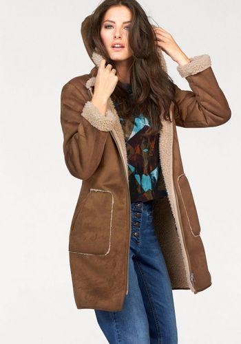 Короткое пальто Aniston CASUAL