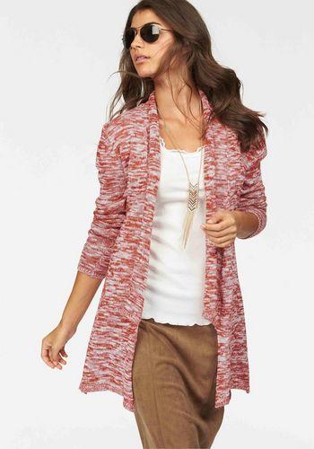 Удлиненный пуловер Boysen's