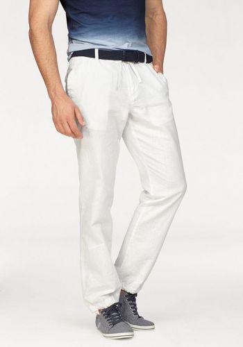 Льняные брюки Rhode Island