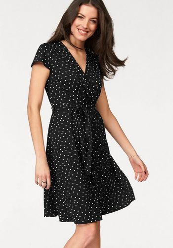 Платье с запахом Aniston SELECTED