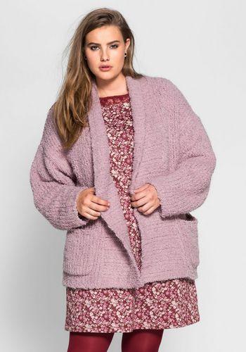Удлиненный пуловер Sheego