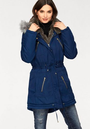 Стеганое пальто Laura Scott