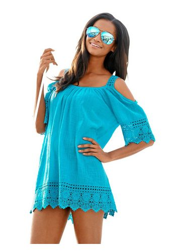 Кружевная блуза Alba Moda