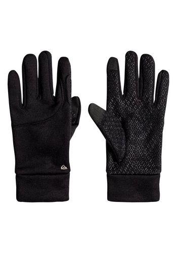 Вязаные перчатки Quiksilver