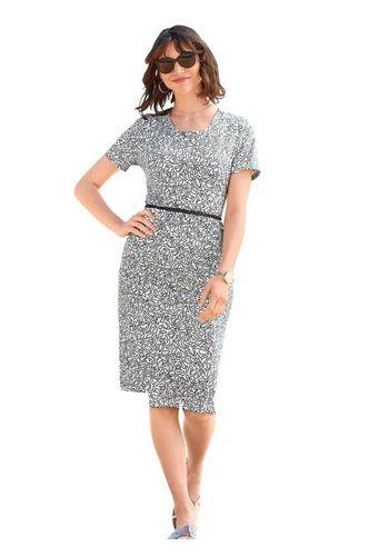Платье-футляр Classic Basics