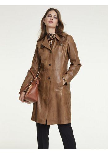 Пальто из кожи и кожезаменителя RICK CARDONA by Heine