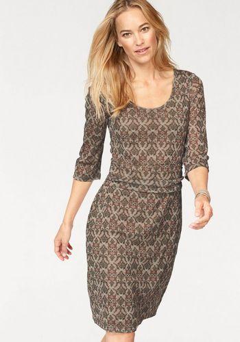 Трикотажное платье  Boysen's