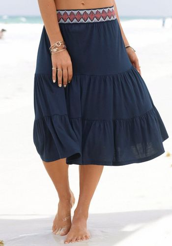Юбка с воланами s.Oliver Beachwear