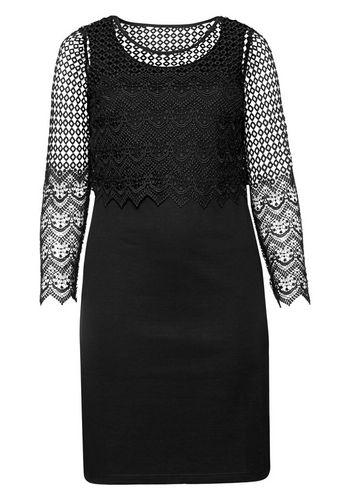 Кружевное платье sheego by Joe Browns