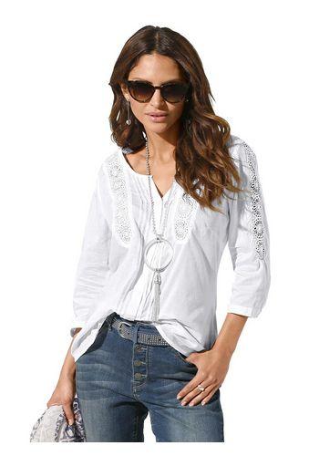 Кружевная блуза Classic Inspirationen