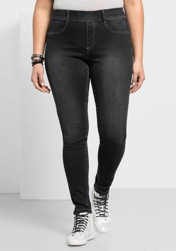 Узкие джинсы Sheego