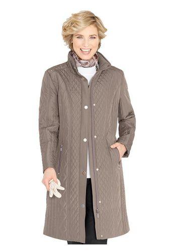 Стеганое пальто Classic