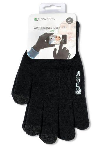 Вязаные перчатки 4smarts