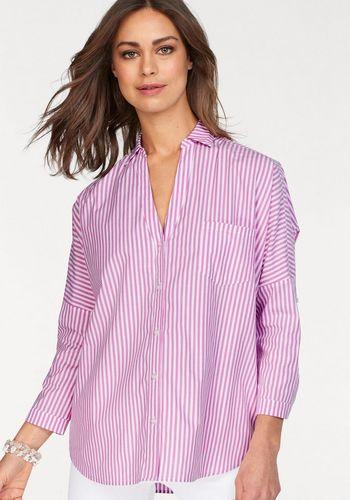 Удлиненная блузка Clarina