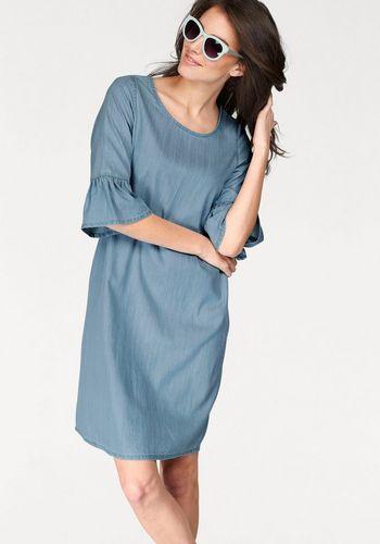 Джинсовое платье Aniston CASUAL