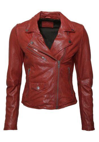 Кожаная куртка TOM TAILOR