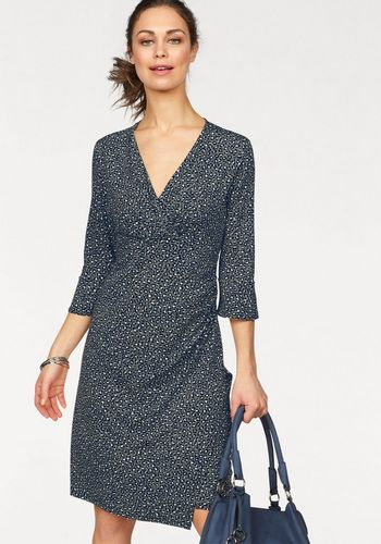 Трикотажное платье Olsen