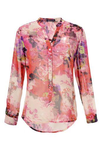 Шифоновая блузка Aniston CASUAL