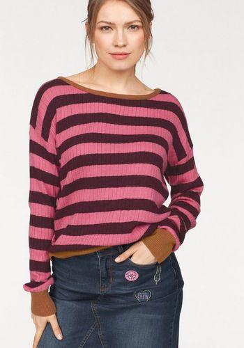Пуловер в полоску Blendshe