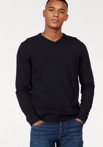 Пуловер с V-воротником Jack & Jones