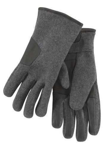 Флисовые перчатки UGG
