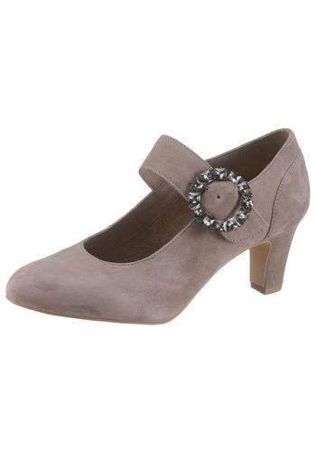 Туфли с ремешком bugatti