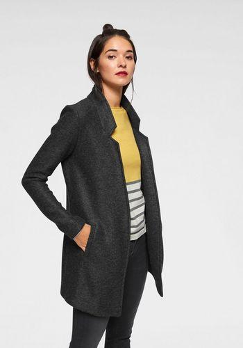 Вязаное пальто AJC