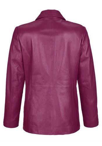 Кожаная куртка Paola