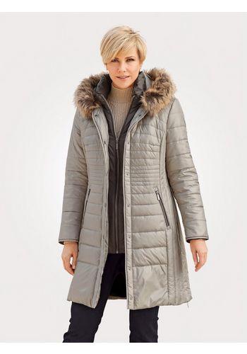 Стеганое пальто Mona