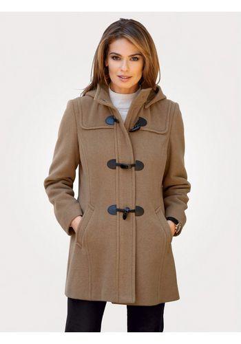 Пальто на пуговицах Mona