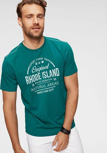 Футболка с коротким рукавом Rhode Island