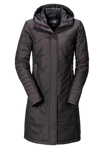 Стеганое пальто Jack Wolfskin