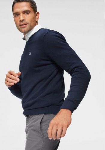 Пуловер с V-воротником Lacoste