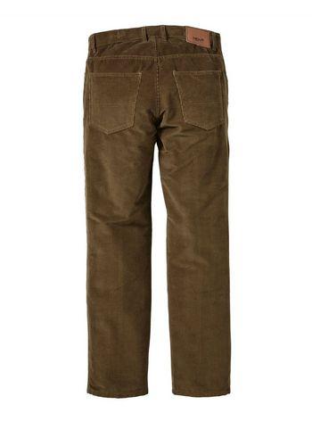 Вельветовые брюки Men Plus by Happy Size