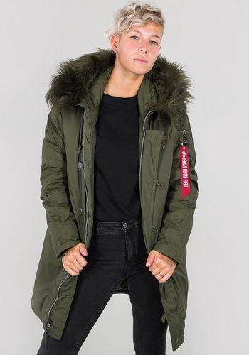 Демисезонная куртка Alpha Industries